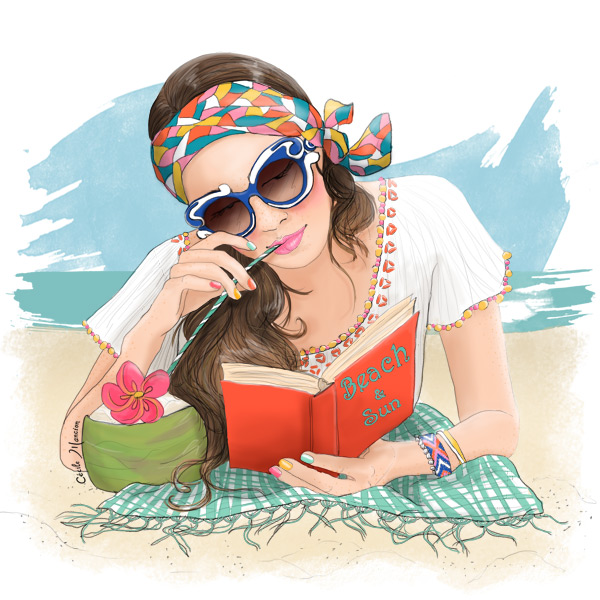 What I Blog About When I Blog About Books Notd Girl On: Cécile Mancion