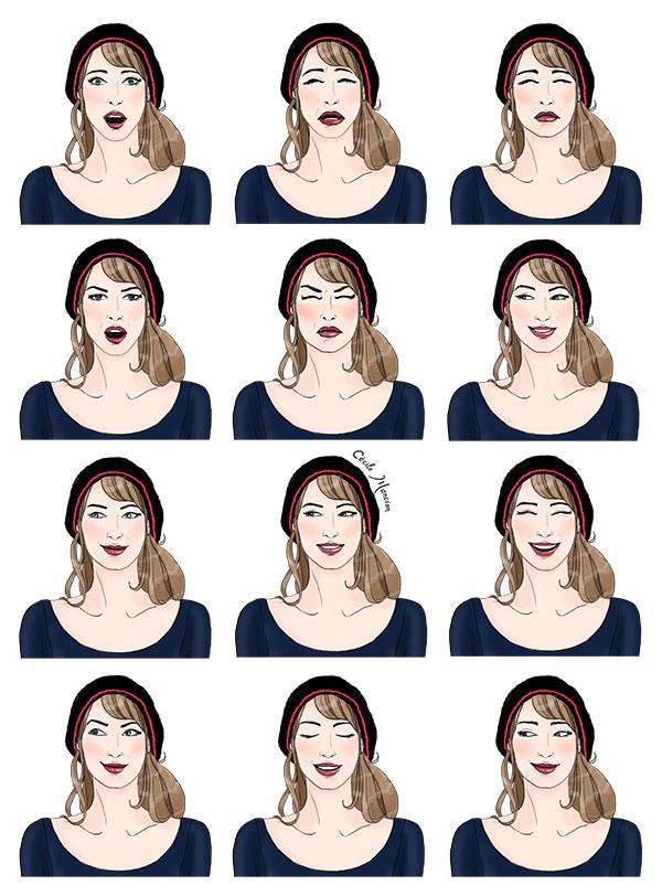 juliette-expressions